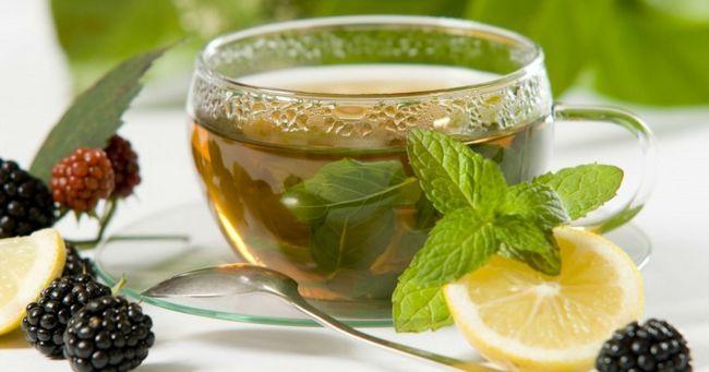 Как сварить травяной чай от простуды