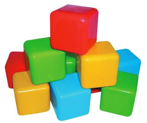 Как убрать кубики
