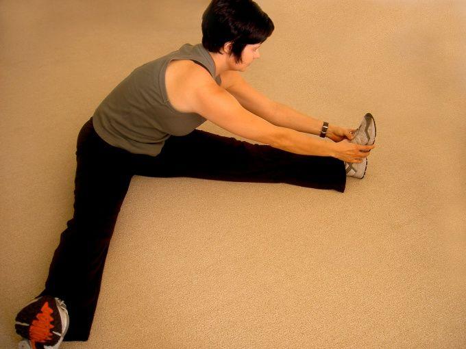 Упражнения важно выполнять регулярно