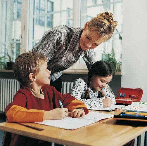 Как учить с ребенком уроки