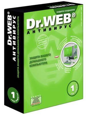 Как удалить доктор веб