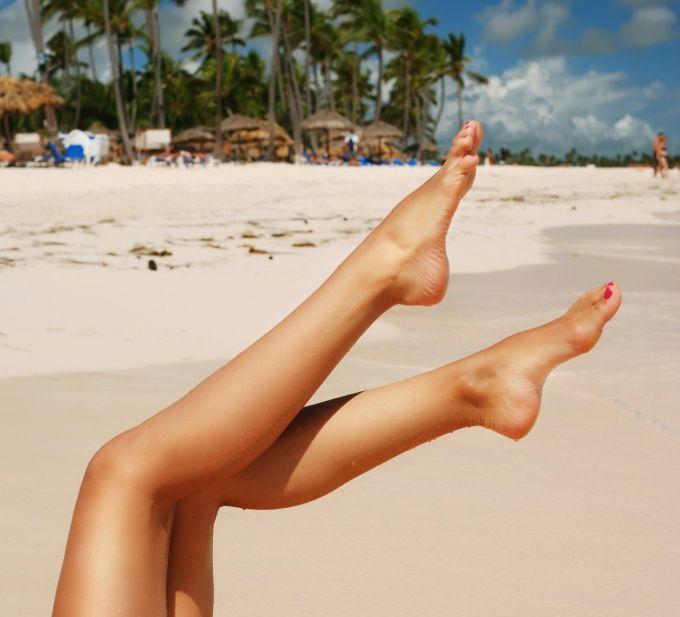 Ухоженные ноги без мозолей - настоящее украшение любой женщины