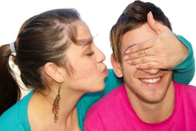 Как удивить любимого парня