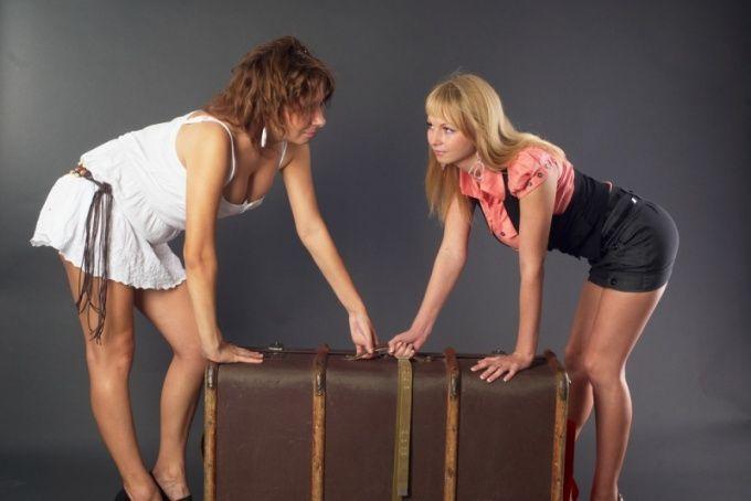 Как укладывать чемодан