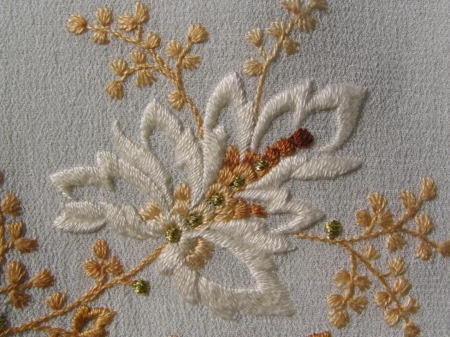 Как украсить салфетки