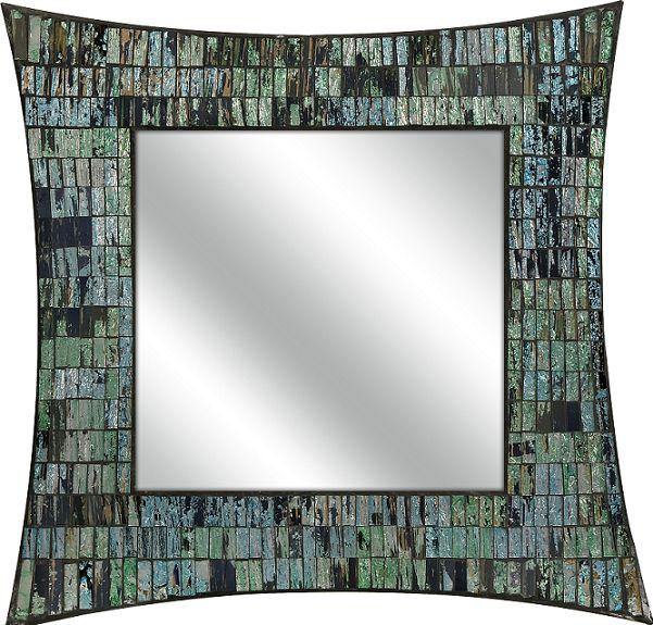 Как украсить зеркало своими руками