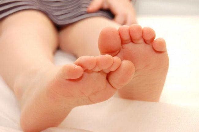 Как укрепить мышцы ног ребенку в домашних условиях