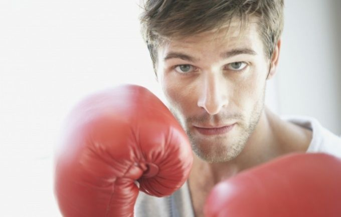 Бокс - один из верных способов сделать руки сильными.