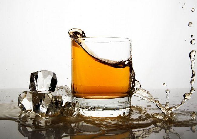 Как употреблять виски