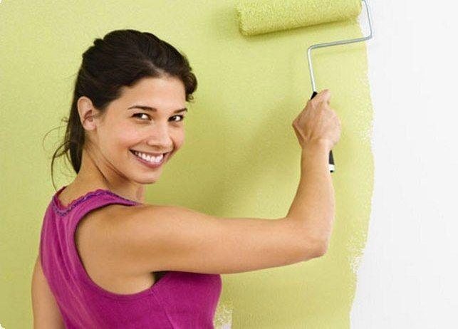 Как ускорить высыхание краски