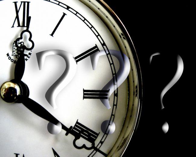 Как узнать текущее время