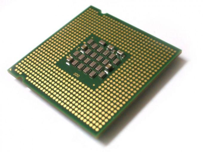Как узнать температуру на процессоре