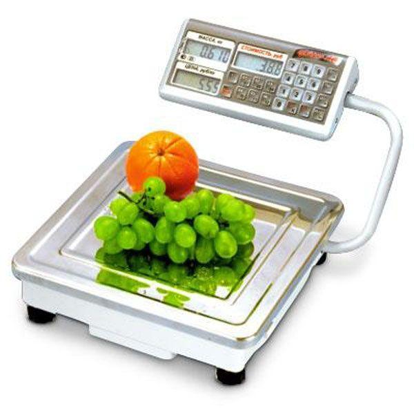 Как вернуть весы