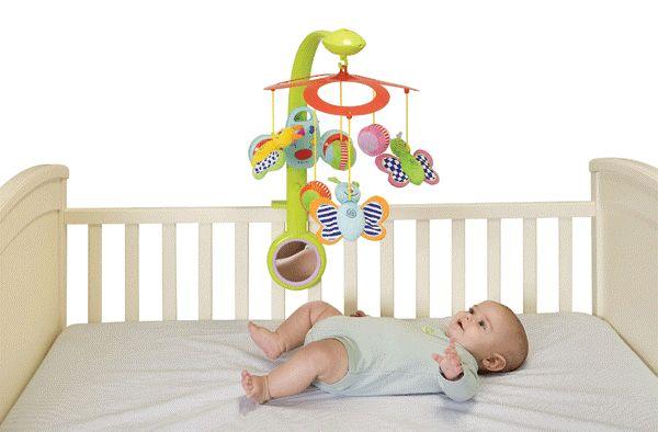 Как влияют погремушки на развитие ребенка