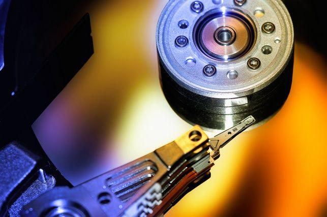 Как восстановить файлы на диске