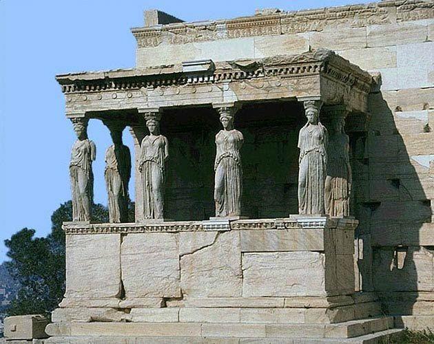 Как возникла греция