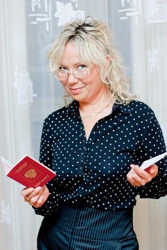 Как вписать в паспорт детей