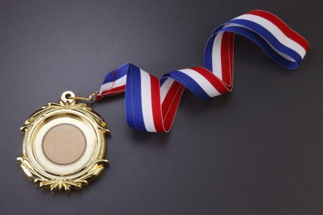 Как вручить медаль юбиляру