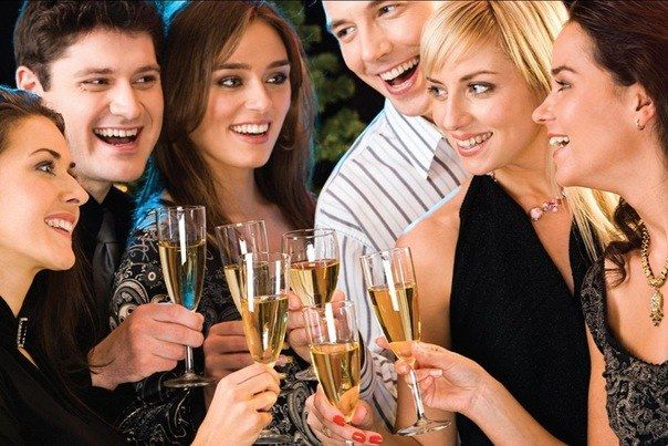 Как встретить новый год в коллективе