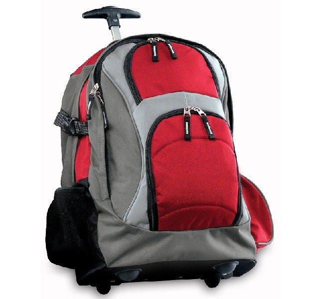 Как выбрать рюкзак на колесах