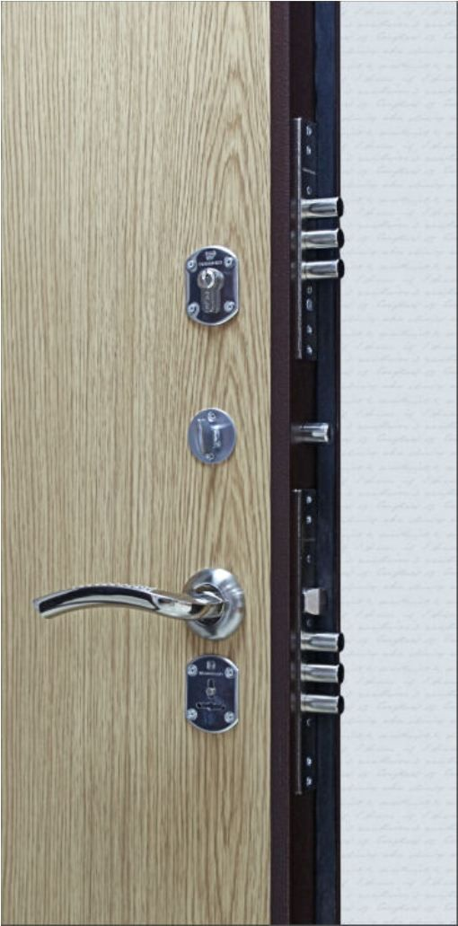 Как выбрать сейф-дверь