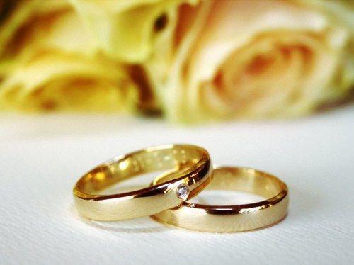 Как выбрать свадебное кольцо для невесты