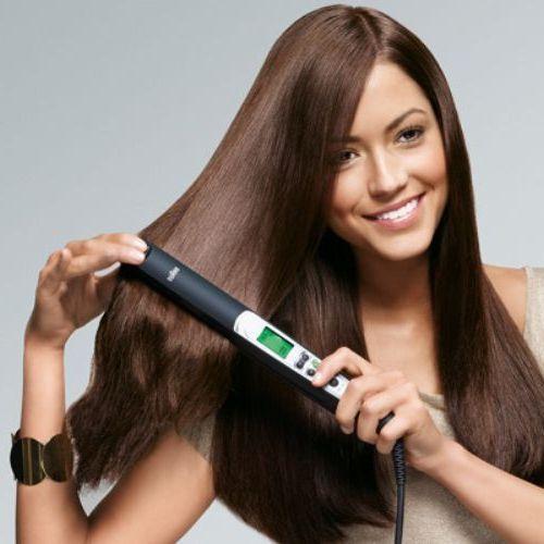 Как выбрать выпрямитель волос