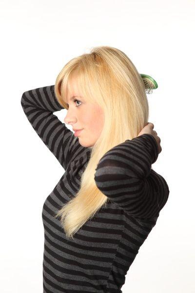 Как высветлить волосы