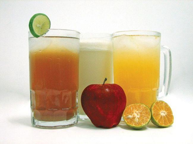 Как выжать сок без соковыжималки