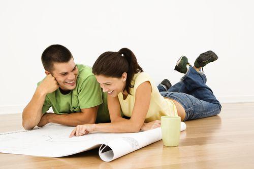 Как взять ипотеку молодой семье
