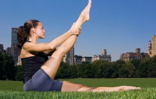Сделать фигуру более стройной помогут упражнения