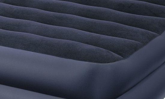 Как заклеить надувной матрас