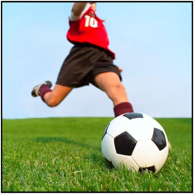 Закручивание мяча позволяет забить гол даже с углового без всякой помощи