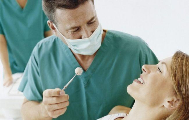 Как запломбировать зуб