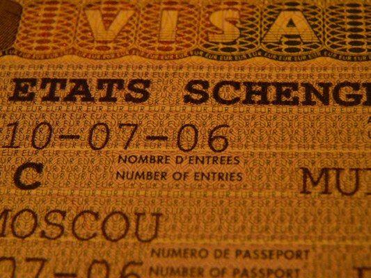 Как заполнить анкету на получение шенгенской визы