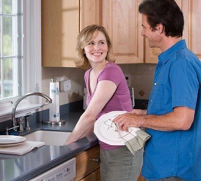 Как заставить мужчину работать по дому