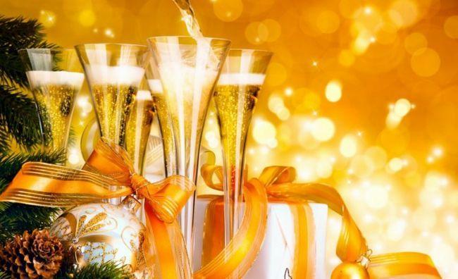 Какой напиток приготовить на новый год