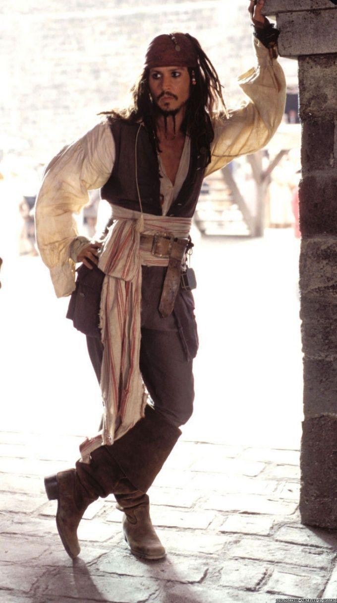 Костюм пирата: как сделать его своими руками