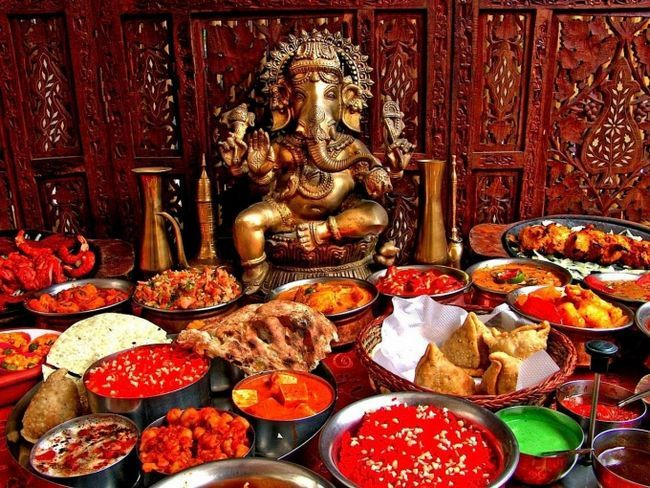 Особенности посещения индийского ресторана
