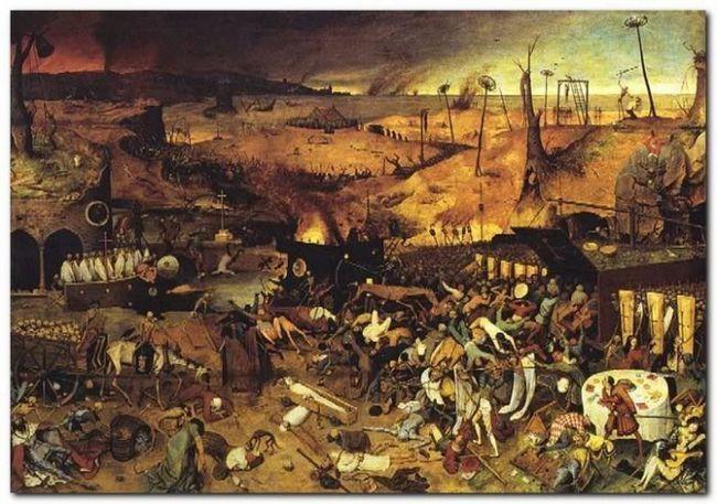 Почему средневековая чума не дошла до руси