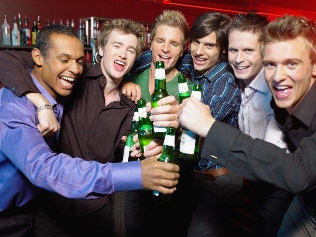 Почему употребляют алкоголь