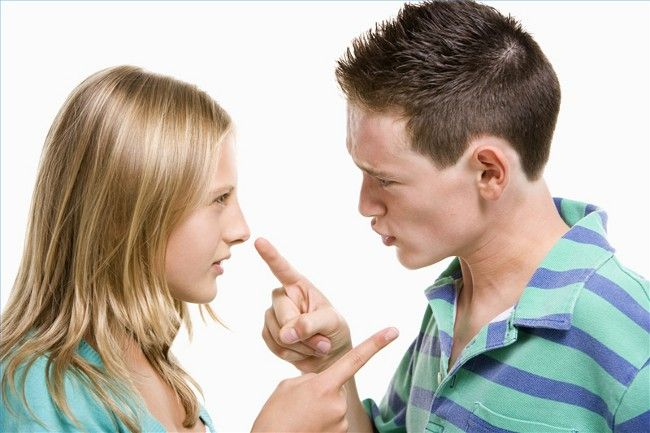 Почему ваши партнеры ведут себя агрессивно?