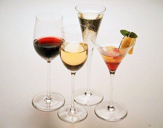 Польза и вред слабого алкоголя