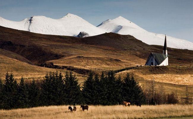 Природа исландии: общие сведения