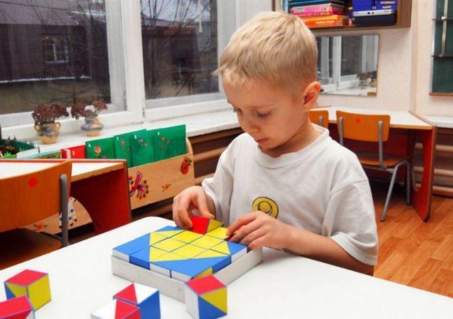 Сензитивный период у дошкольников