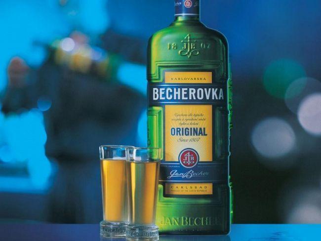 Бехеровка. как пить этот чешский напиток