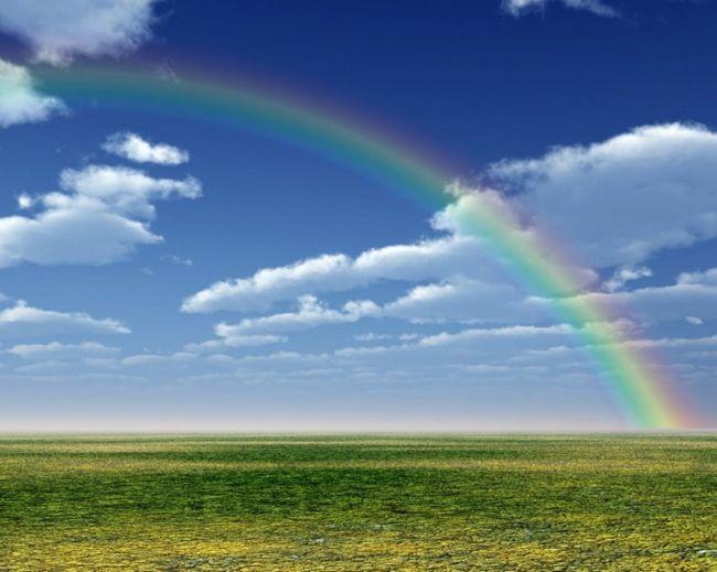 Что такое радуга