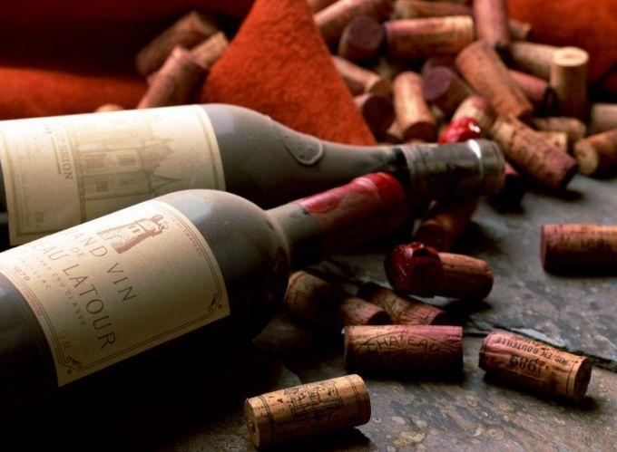 Как читать этикетку вина