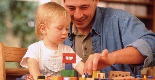 Как играть с малышом