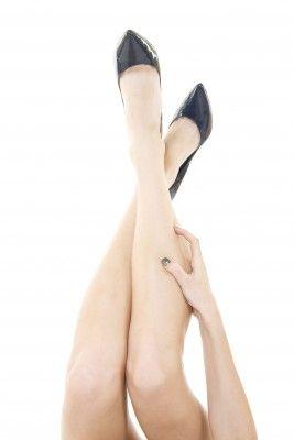 Как избавиться от волос на ногах